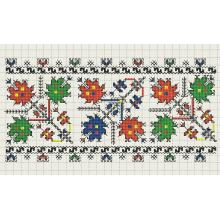 Шевица Мотив 51 - Файл за машинна бродерия