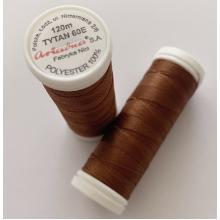 Макара TYTAN 60E - 120 m, 2530, шоколадово кафяво