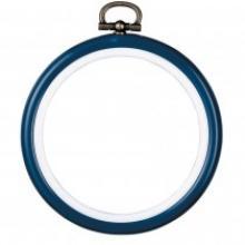 Рамка, синя, ∅ 7,5 см, Vervaco PN-0009441, 1272/798