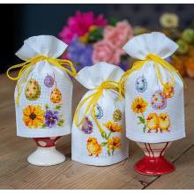 Торбички или шапки за яйца, 3 бр., Фервако PN-0158161