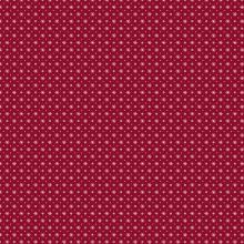 Плат Иберия - Орнаменти на червен фон, 50 х 50 см