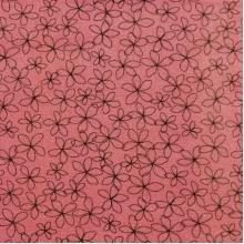 Плат Иберия - Цветята на Лили, 50 х 50 см