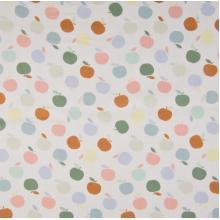 Плат Органик Ябълки, 50 х 46 см