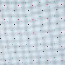 Плат Poplin - Мозайка - 50 х 46 см