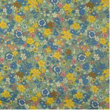 Плат Poplin - Пролетна фантазия, 50 х 46 см