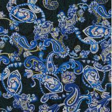 Плат Poplin - Кашмир Роял, 50 х 46 см