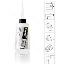 Бяло масло за шевни машини Spirit - 100 ml