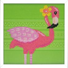 Диамантен гоблен Фервако PN-0186097 Фламинго